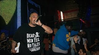 Brown Lucci - Killah Priest - Lima Peru / Coyote's Tattoos - Wu Tang Clan