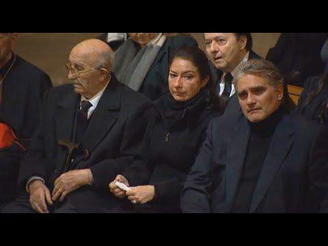La familia de Montserrat Caballé despide a la soprano con un Réquiem