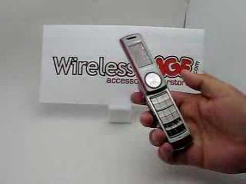 Verizon Wireless Juke Instructions Installing Faceplate