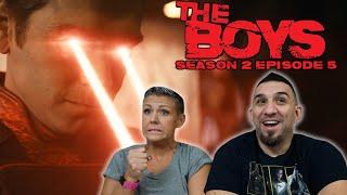 The Boys Season 2 Episode 5 'We Gotta Go Now' REACTION!!
