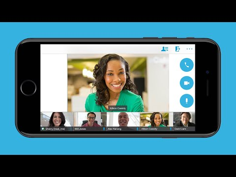 Cisco Webex Meetings For IOS