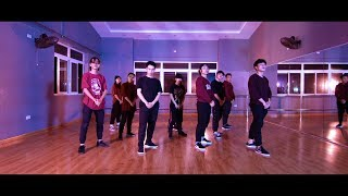 SUD CREW 2Scratch - MONEY Choreo by Thang Nguyen