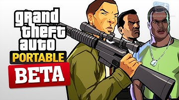 GTA Mobile Beta Version and Removed Content - Hot Topic #12