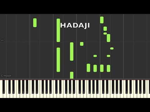 크나큰 (KNK) - 비 (rain) Piano Tutorial