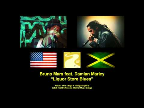 Bruno Mars ft Damian Marley