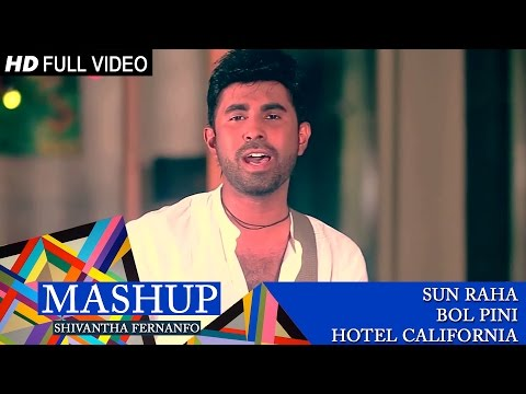 Mashup Cover - Sun raha / Bol pini / hotel California | Shivantha Fernando
