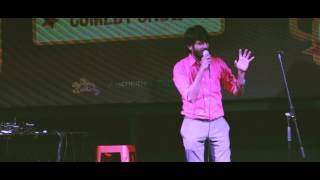 Sugar Factory- Stand Up Comedy Opening For Kunal Rao (EIC)