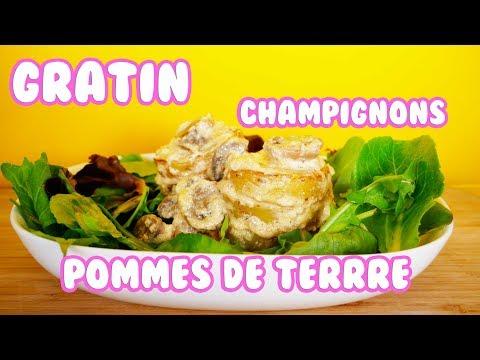 gratin-champignons-pommes-de-terre-🥔-🧀