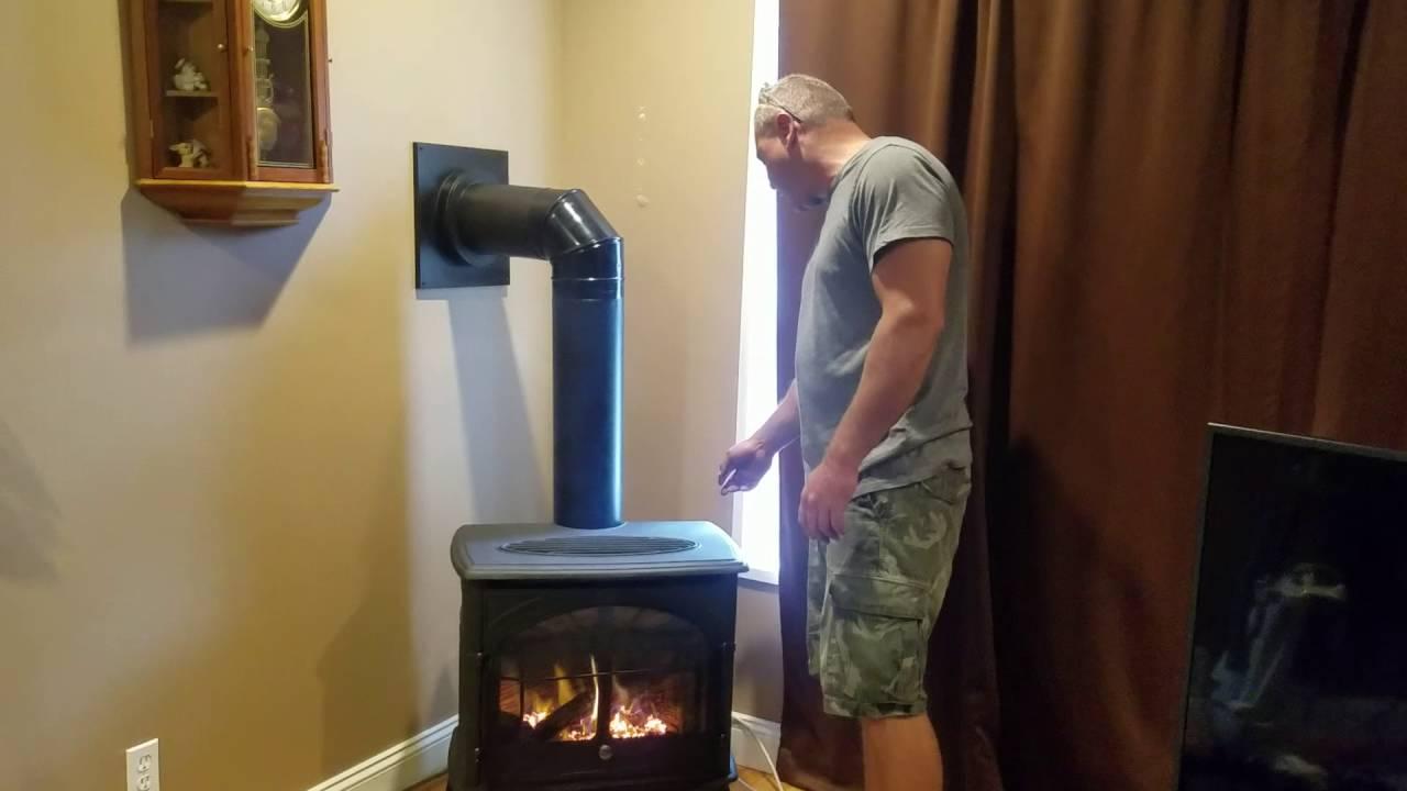 enviro westport cast iron gas stove youtube