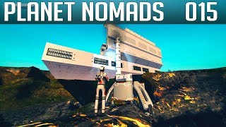 PLANET NOMADS #015 | Container & Autominer | Gameplay German Deutsch thumbnail