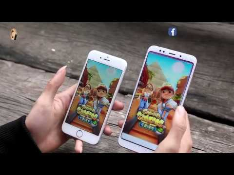 xiaomi redmi 5 plus vs iphone 6