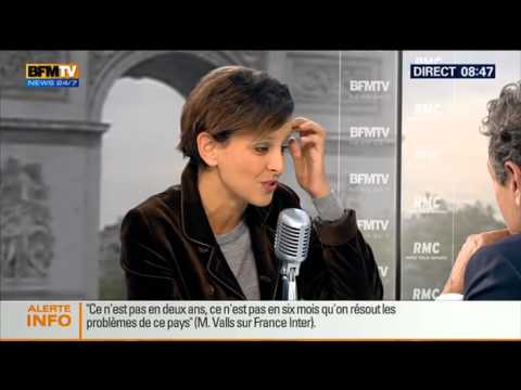 Bourdin Direct: Najat Vallaud-Belkacem – 17/09