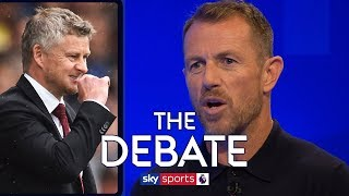 Why are Chelsea & Man Utd dropping so many points? | Paul Merson & Gary Rowett | The Debate