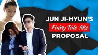 JUN JI-HYUN'S HUSBAND AND THEIR LOVE STORY ❤
