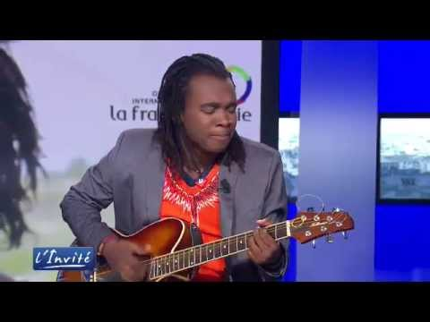 "Jean Jean ROOSEVELT : ""Haïti chérie, je t'aime"""