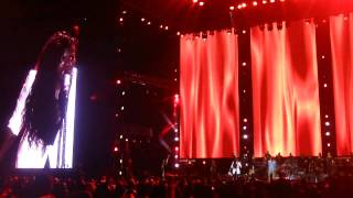 "Fantasia & Vashawn Mitchell ""Nobody Greater (Than You)"" LIVE Essence Music Festival 2012"