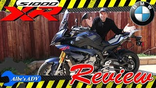 2018 BMW S1000XR complete review