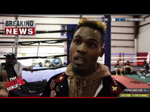 Jermell Charlo Reacts to Jarrett Hurd Saying Lara is Best in Division I'm The F**king Best at 154