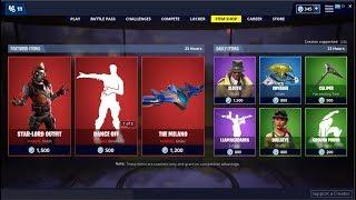 Bullseye & Sleuth Skins Back! Fortnite Item Shop May 1, 2019