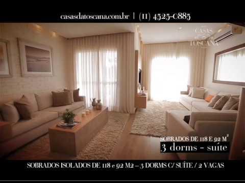 Casas da toscana jundia youtube for La casa toscana tradizionale