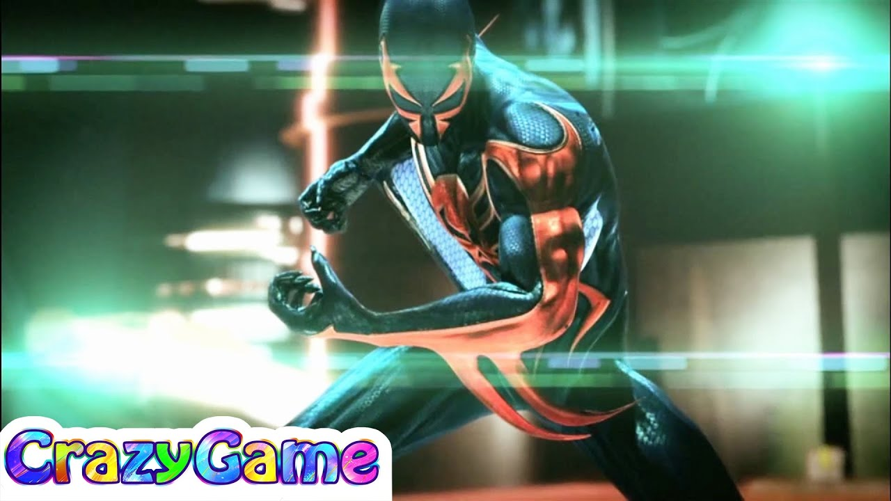 spider man shattered dimensions ultimate