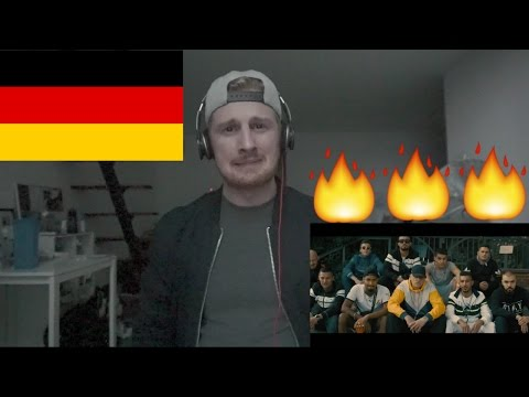 (FIRE!!) GERMAN RAP REACTION // BONEZ MC & RAF CAMORA - PALMEN AUS PLASTIK
