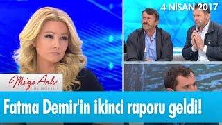 Gambar cover Fatma Demir'in ikinci raporu geldi! - Müge Anlı İle Tatlı Sert 4 Nisan 2017 - 1815. Bölüm - atv