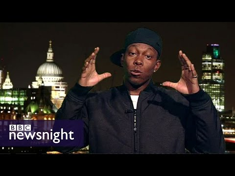 Newsnight Archives (2008) - Dizzee Rascal For Prime Minister!