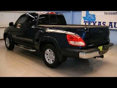 2003 Toyota Tundra SR5 San Antonio TX