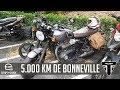 EnC - Rodei 5.000 km com Triumph Bonneville T120 Black - percepções e gastos