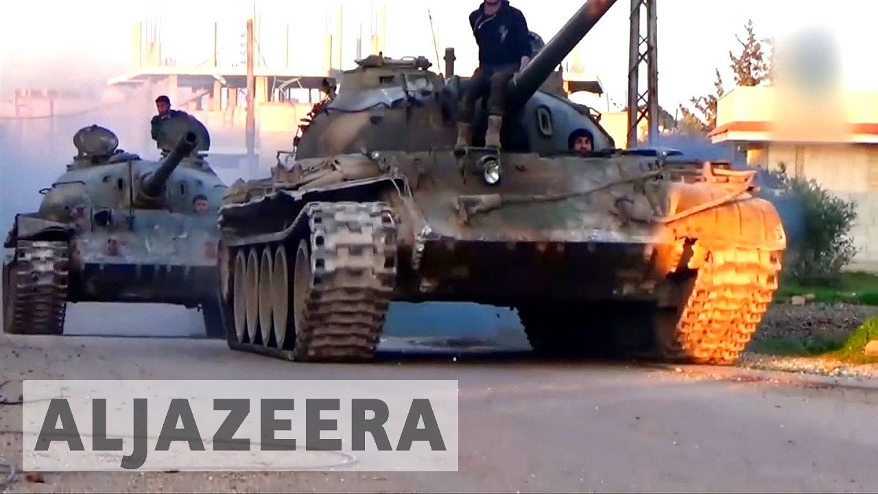 Syrian rebels gain ground in Hama province