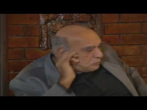 الفنان يوسف داوود في لقاء صحفي غريب عجيب !!!!