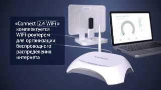 Усилители интернет-сигнала «Connect»