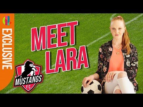 Mustang FC | Meet Lara