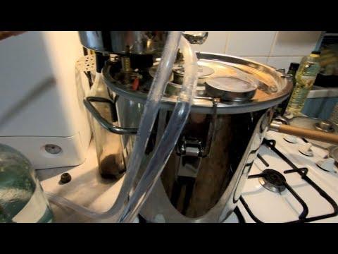Самогонный аппарат из Китая: мой дебют в самогоноварении, тесты продукции
