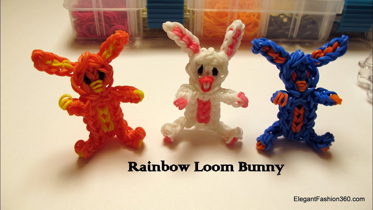 Rabbit Charm  How Toeaster Series