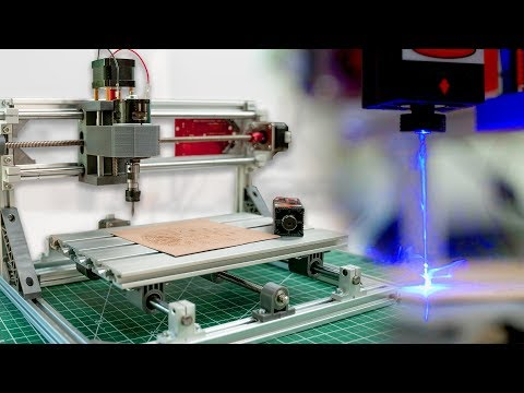 Is a Sub $250 CNC worth it?  Alfawise C10 CNC & Laser Review