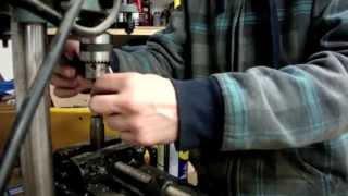 Cable hoist / beam trolley. Scrap build (part 3)