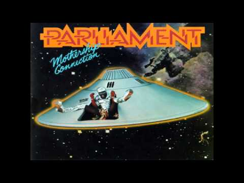Parliament - Unfunky UFO