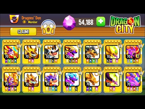 How to Get HEROIC Dragon in Dragon City for FREE 2021 😱