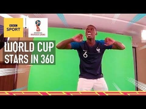 Perú vs. Francia: Paul Pogba c pogba