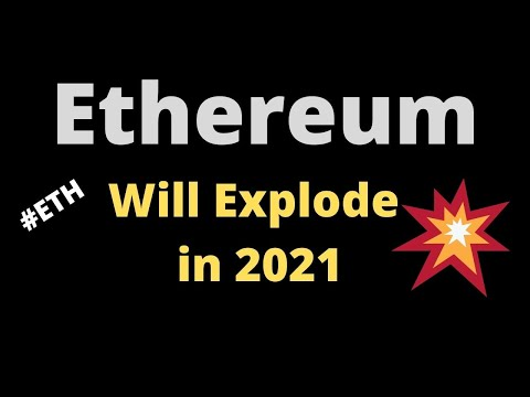 Ethereum  breakout coming❓ Why ETH will explode in 2021💥💥