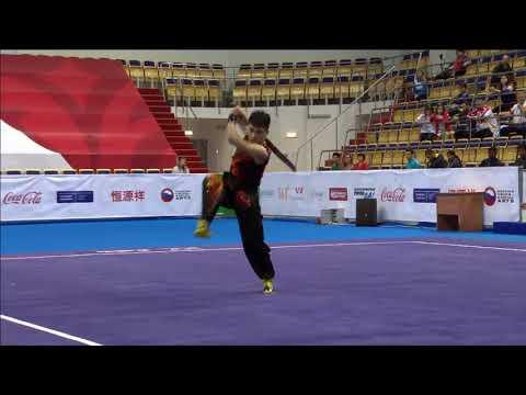 [14th WWC] Men's Nandao - Jun Hua Huang - 1st - 9.67 [MAC]