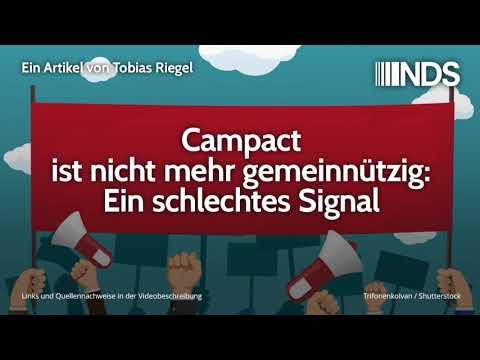 Campact ist nicht mehr gemeinnützig: Ein schlechtes Signal | Tobias Riegel | 22.10.2019