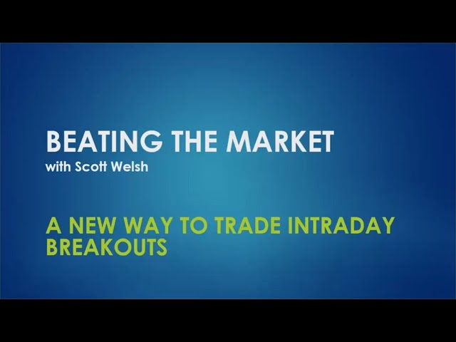A New Way to Trade Intraday Breakouts