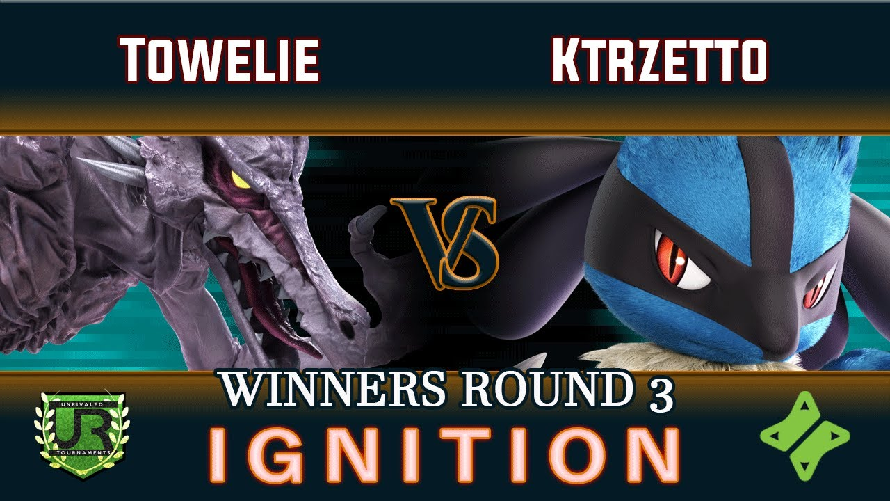 Download Ignition #219 WINNERS ROUND 3 - Towelie (Ridley) vs Ktrzetto (Lucario)
