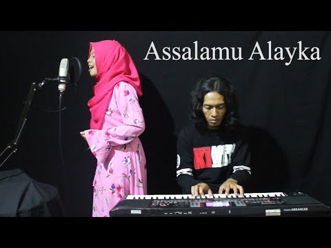 Maher Zain - Assalamu Alayka Cover by Ferachocolatos ft. Agung
