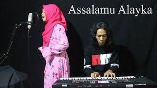 Video Maher Zain - Assalamu Alayka Cover by Ferachocolatos ft. Agung download MP3, 3GP, MP4, WEBM, AVI, FLV Maret 2018