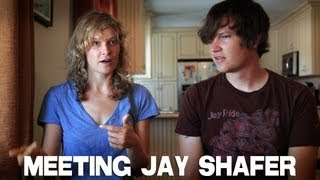 Meeting Jay Shafer of Tumbleweed Tiny House Company by Merete Mueller & Christopher Smith