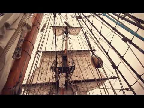 Lady Washington and Hawaiian Chieftain, sailing on amazing tall ships